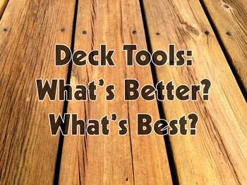 Deck Staining Tools What S Better What S Best Repcolite Paints
