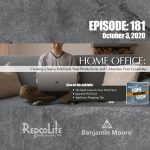 EP180: Home Offices That Inspire!
