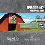 EP197: From Hex Signs to Barn Quilts